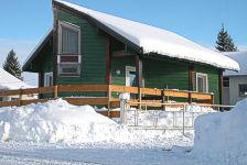 Chalet 50 m² hiver