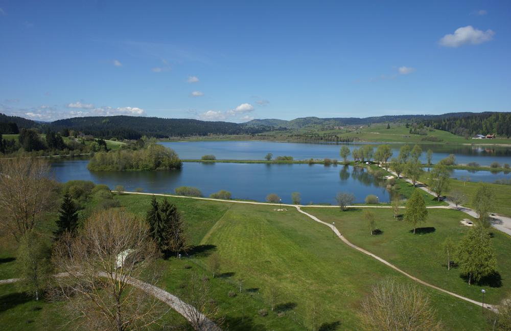 Camping Lac Remoray *** | Haut-Doubs | Jura